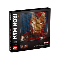 Lego Art Iron Man (31199)...