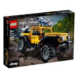Lego Technic: Jeep Wrangler...