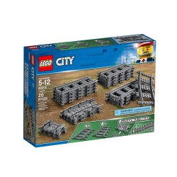 Lego City: Train Tracks...
