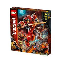 Lego Ninjago: Fire Stone...