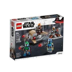 Lego Star Wars: Mandalorian...