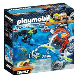 Playmobil Top Agents: Spy...
