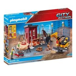 Playmobil City Action: Mini...