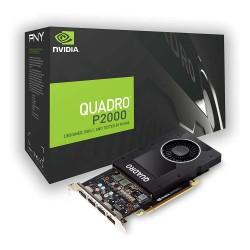 VGA PNY Quadro P2000 5GB DP...