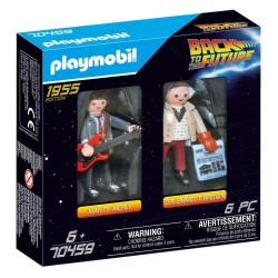 Playmobil Other: Back to...