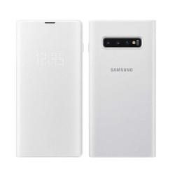 Samsung Galaxy S10 LED View Cover White (EF-NG973PWEGWW) (SAMNG973PWEG)