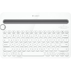 Logitech Keyboard K480 MULTI-D WHITE