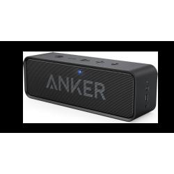 ANKER SOUNDCORE BLUETOOTH STEREO SPEAKER BLACK