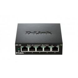 DLINK SWITCH DES-105 5-port 10/100Mbps Fast Ethernet