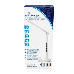 MediaRange Stylish LED desk...
