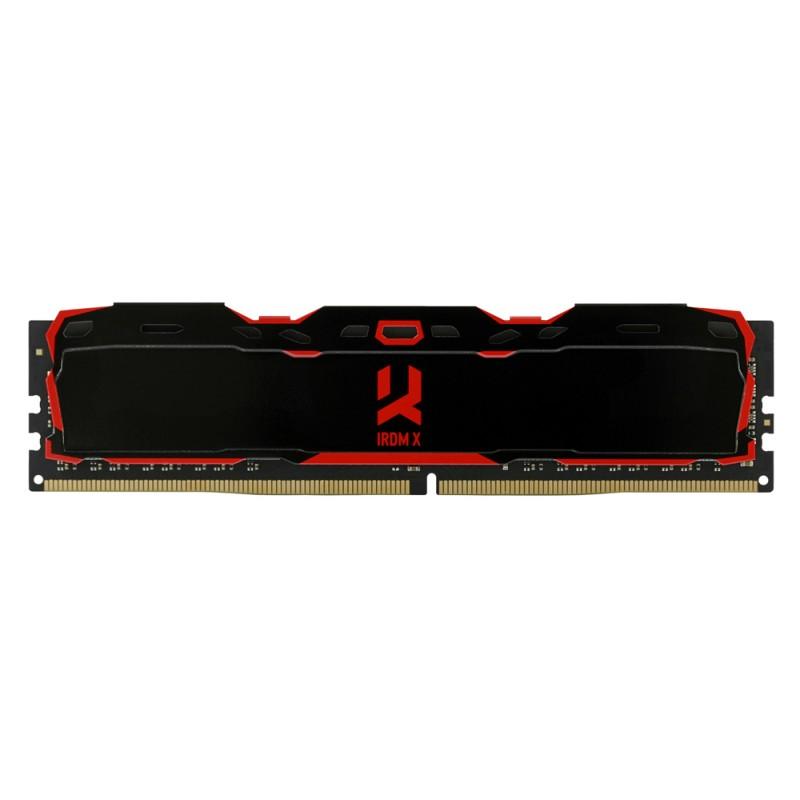 GOODRAM μνήμη DDR4 UDIMM IR-X3200D464L16SA/8G, 8GB, 3200MHz, 16-20-20