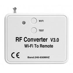 Μετατροπέας WiFi σε RF...