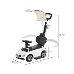 Homcom Push Car BMW με...