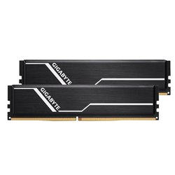 GIGABYTE MEMORY 2666MHZ ,16GB KIT of 2,DDR4
