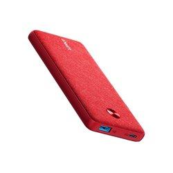 ANKER POWERCORE III SENSE 10000, POWERBANK, RED
