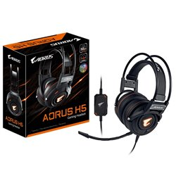 GIGABYTE GAMING  HEADSET GP-AORUS H5