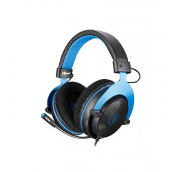SADES Gaming Headset Mpower Blue
