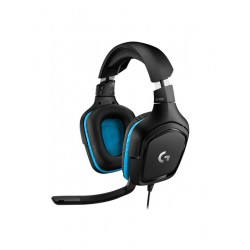 LOGITECH Headset Gaming G432 Black