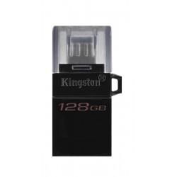 KINGSTON USB Stick Data Traveler DTDUO3G2/128GB, USB 3.2, Black