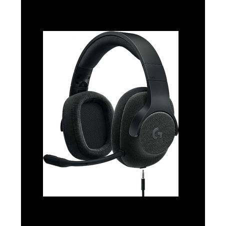 LOGITECH Headset Gaming G433 Black