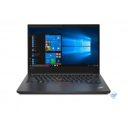 LENOVO Laptop ThinkPad E14 14'' FHD WVA/i5-10210U/8GB/256GB SSD/Intel UHD Graphics/Win 10 Pro/3Y NBD/Black