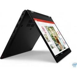 LENOVO Laptop ThinkPad Yoga L13 Convertible 13.3'' FHD WVA/i5-10210U/8GB/256GB SSD/Intel UHD Graphics/Win 10 Pro/3Y NBD/Black