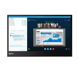 LENOVO Monitor ThinkVision M14 14'' FHD IPS, USB-C, 3YearsW