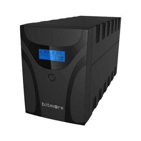 Bitmore Line UPS U1200LCD