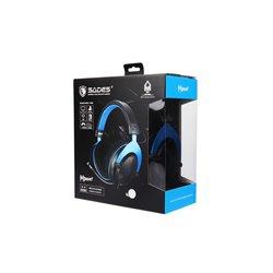 SADES Gaming Headset Mpower Blue