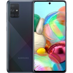 Samsung Galaxy A71 6.7'' 128GB/6GB Black Quad Camera 64MP